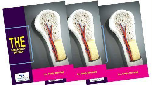 The Bone Density Solution Boook